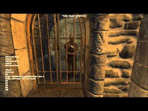 Elder Scrolls 4 - Oblivion [Glitch]