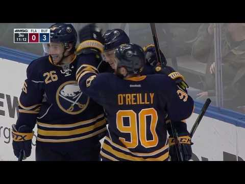 Florida Panthers vs Buffalo Sabres | NHL | 29-OCT-2016