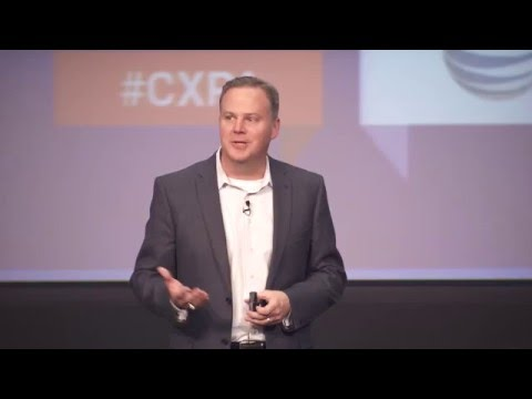 CXPA Customer Spark Presentation: Tyler Reeves