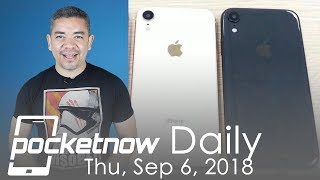 iPhone XS Colors and Final Price, Galaxy S10 with 5G & more - Pocketnow Daily
