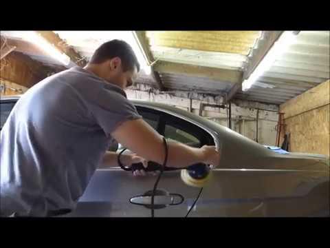 tuto effacer les rayures sur la carrosserie de voiture avec un polish youtube. Black Bedroom Furniture Sets. Home Design Ideas