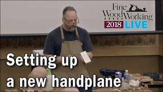 FWW Live 2017: How to set up a handplane with Mike Pekovich