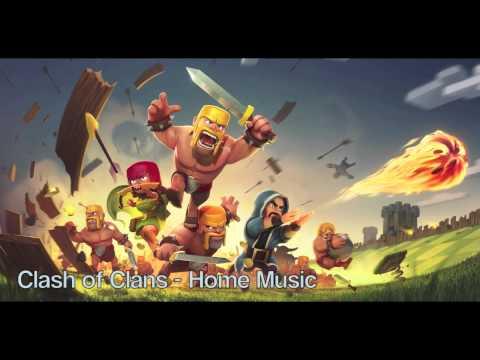 Clash of Clans - Home Music (Album Download)