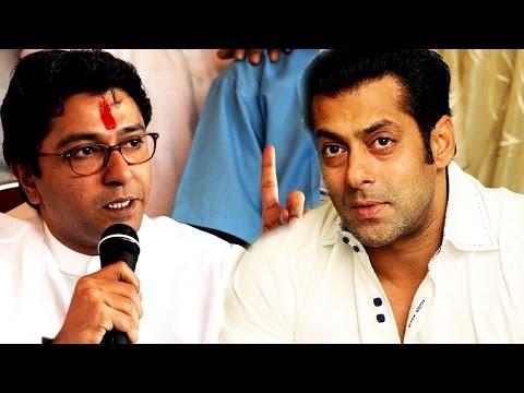 Salman Khan Didn't Meet Raj Thackeray, All Pakistani Actors Have Left India: MNS
