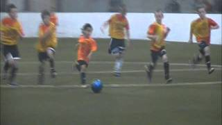 kids soccer game yahya alhawati u7