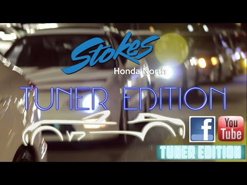 Tuner car cruise stokes honda north tv show march for Stokes honda used cars