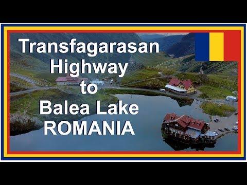 Travel Romania Road Trip | Transfagarasan Highway to Balea Lake & Sibiu