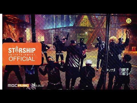 [Teaser] MONSTA X (몬스타엑스) - 무단침입 (Trespass)