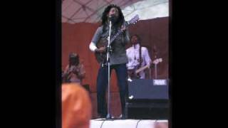 Bob Marley - Work - live at Deeside Leisure Centre 1980