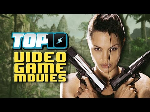 Top 10 Video Game Movies