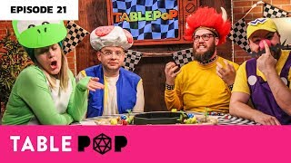 We Made a Mario Kart Roleplaying Game (w/ Mike Drucker)