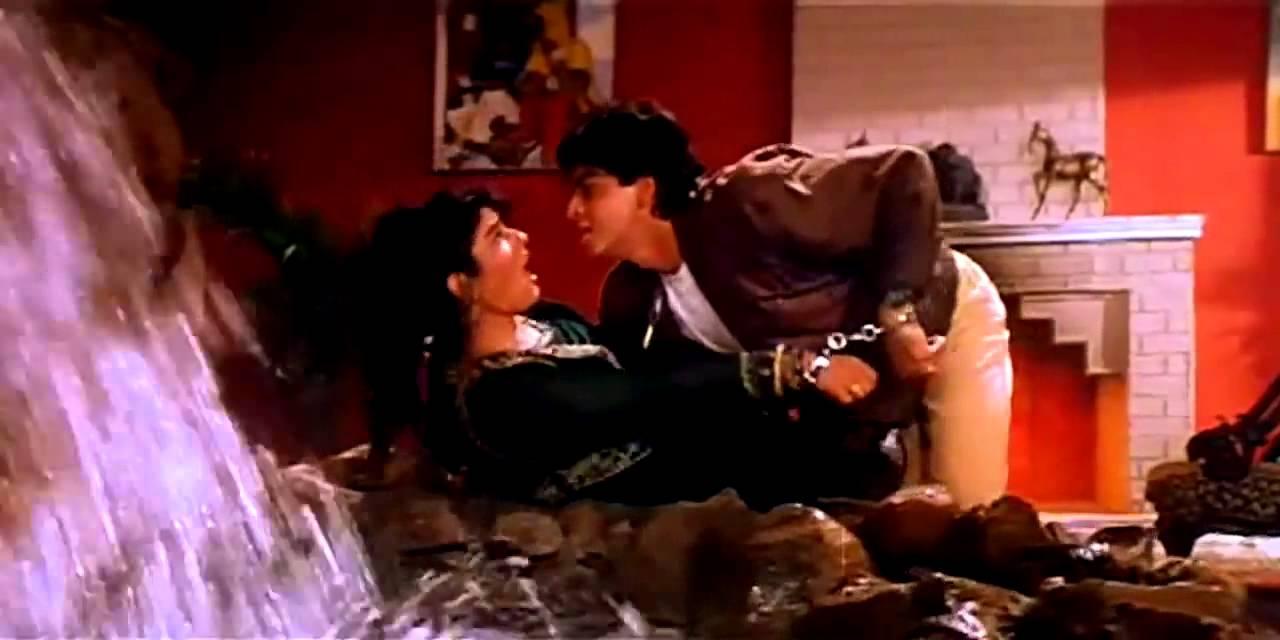 Yeh Hai Mera Faisla Zamaana Deewana 1995 Shahrukh Khan
