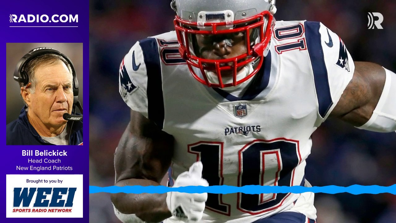 outlet store cda12 08214 Bill Belichick Says He Doesn't Know Where Report About Josh Gordon Being  Late Came From