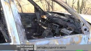 видео В Запорожье на СТО сгорели два автомобиля