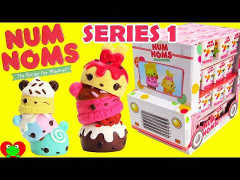 Num Noms Blind Box FULL Case Opening with 5 Special Edition