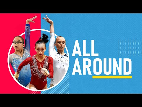 All Around |New Series Trailer | Olympic Channel