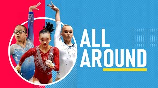 All Around  New Series Trailer   Olympic Channel