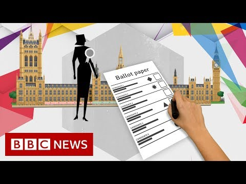 General election 2019: The voting system explained - BBC News