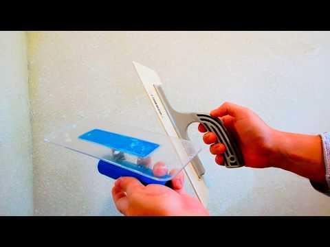 Как наносить жидкие обои на стену. Видео как пользоваться жидкими обоями самостоятельно.