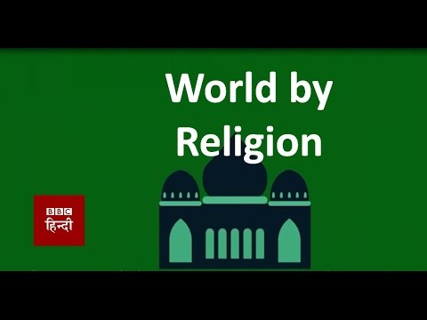 Islam Is The Fastest Growing Religion In The World BBC Hindi - The fastest growing religion