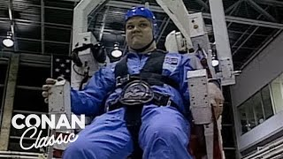 Andy Goes To Space Camp - Conan25: The Remotes
