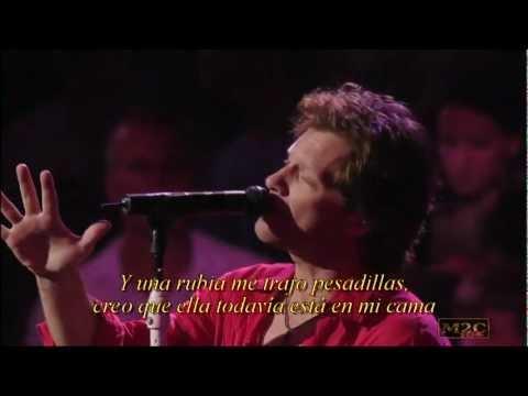 Bon Jovi - Bed Of Roses HD HQ (live, subtitulos español)