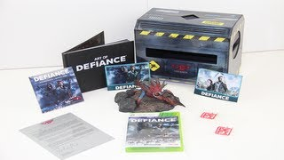 Defiance Collectors Edition Unboxing & Giveaway Info