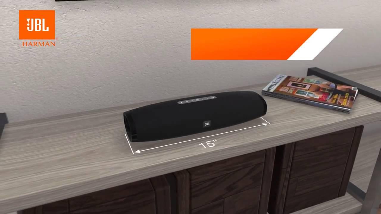 jbl boost tv la barre de son compacte aux performances. Black Bedroom Furniture Sets. Home Design Ideas