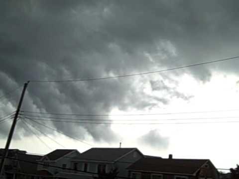 lavallette storm