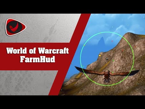 World of Warcraft - FarmHud e GatherMate 2 - Facilite seu farm