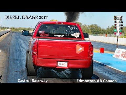 NHRDA Diesel Drags 2017