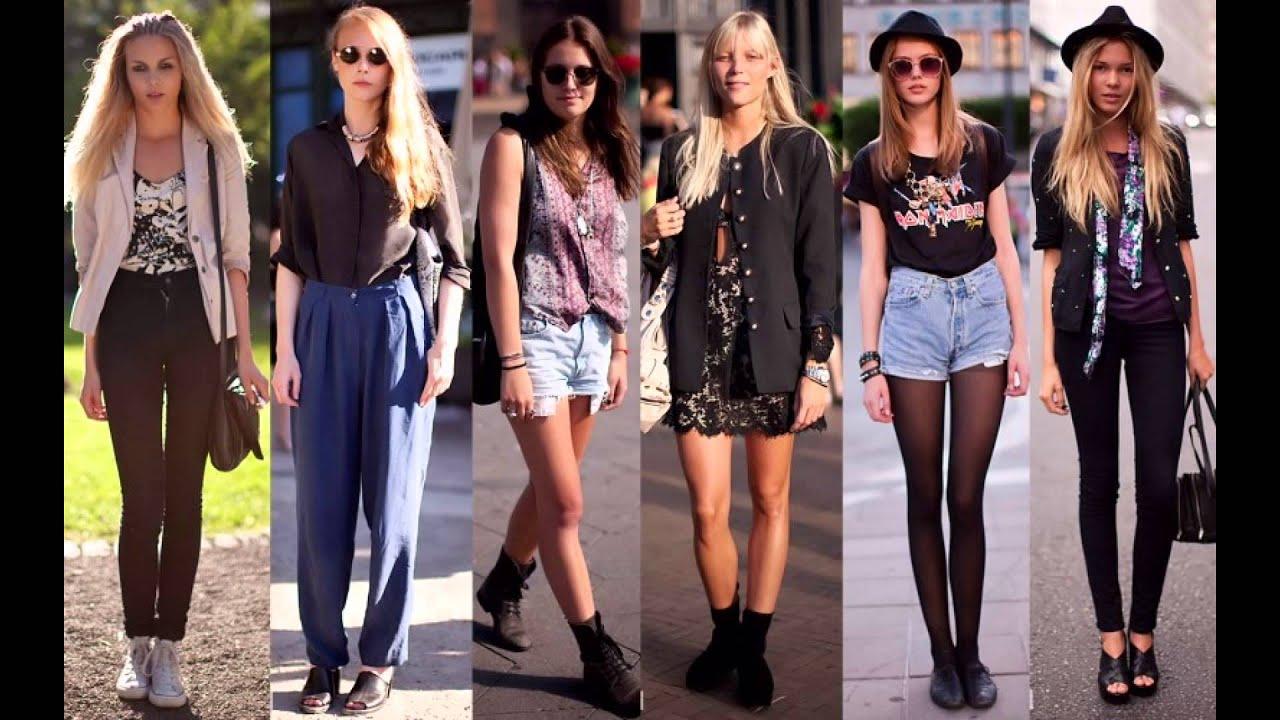 И Мода | спортивный стиль девушки