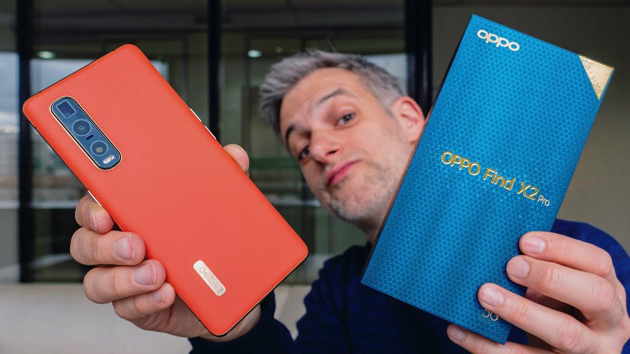 OPPO Find X2 Pro – Le Smartphone Venu du Futur