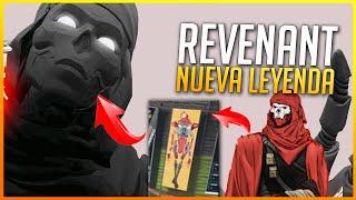 APEX LEGENDS: NUEVO LEYENDA REVENANT FILTRADO y el NUEVO MODO de HALLOWEEN   Makina