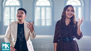 Amanda Wanessa feat. Paulo Neto - Me Deixa Aqui (Clipe Oficial MK Music)