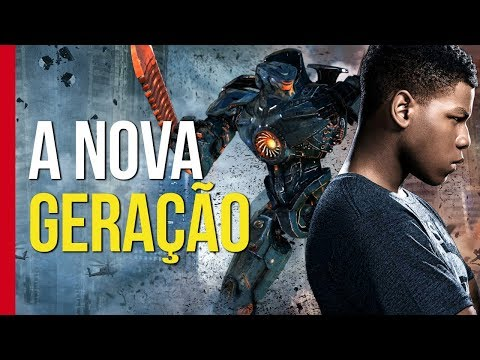 ANÁLISE DO TRAILER DE PACIFIC RIM 2