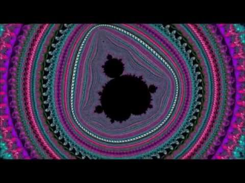 ACID TRIP Extraordinary 2D Fractal Compilation with Deep House Soulful Chill Mix