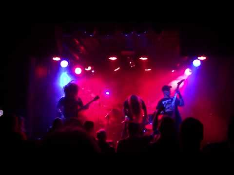 Cerebral Bore - Entombed in Butchered Bodies live