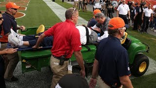 NFL Coaches Getting Hit