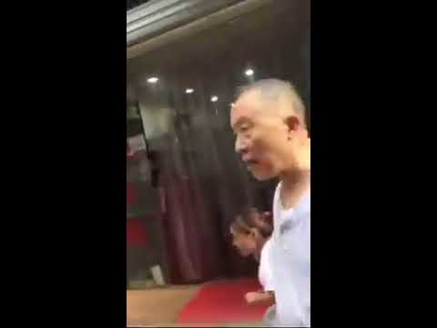 Chinese police arrest