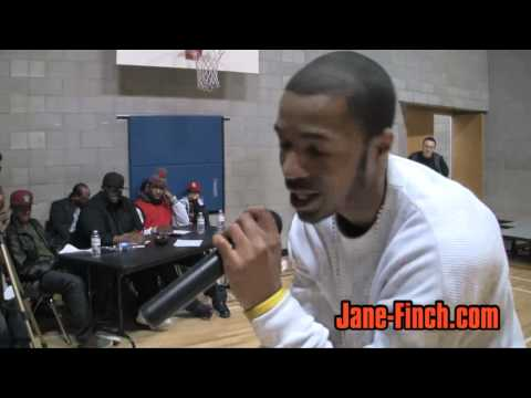 Jane-Finch Rap Off Contest 2011 (complete show)