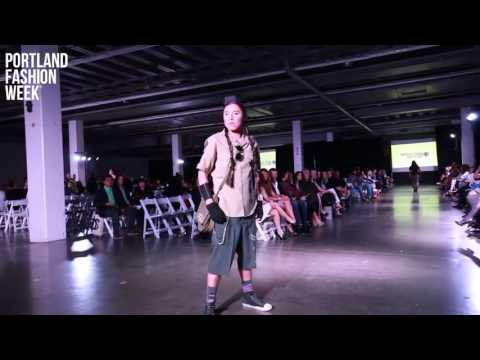 Revolution Couture at Portland Fashion week Spring 2014