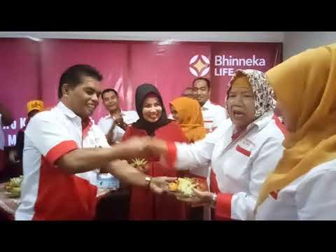 Syukuran Penempatam Gedung Baru PT.Bhinneka Life Indonesia Ktr Wilayah Riau Pekanbaru(2)