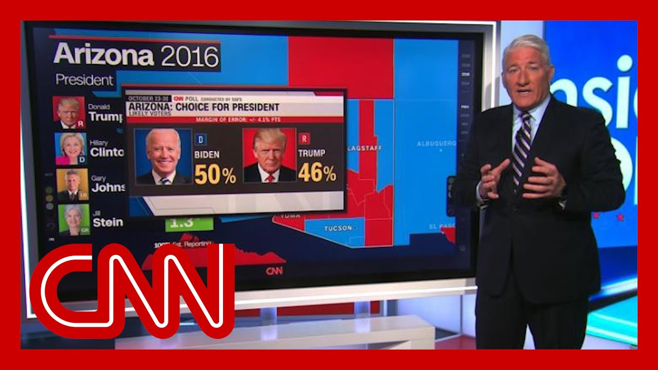 #Election2020 | CNN's final 2020 Electoral College outlook: A ...