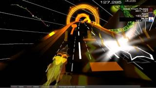 Audiosurf 2 Gameplay Imperial March