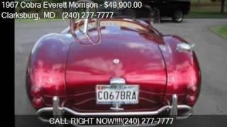 1967 Cobra Everett Morrison  for sale in Clarksburg, MD 2087