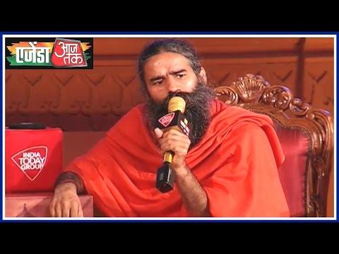 Agenda Aaj Tak: Sabko Dharohar Mahta Hoon Baba