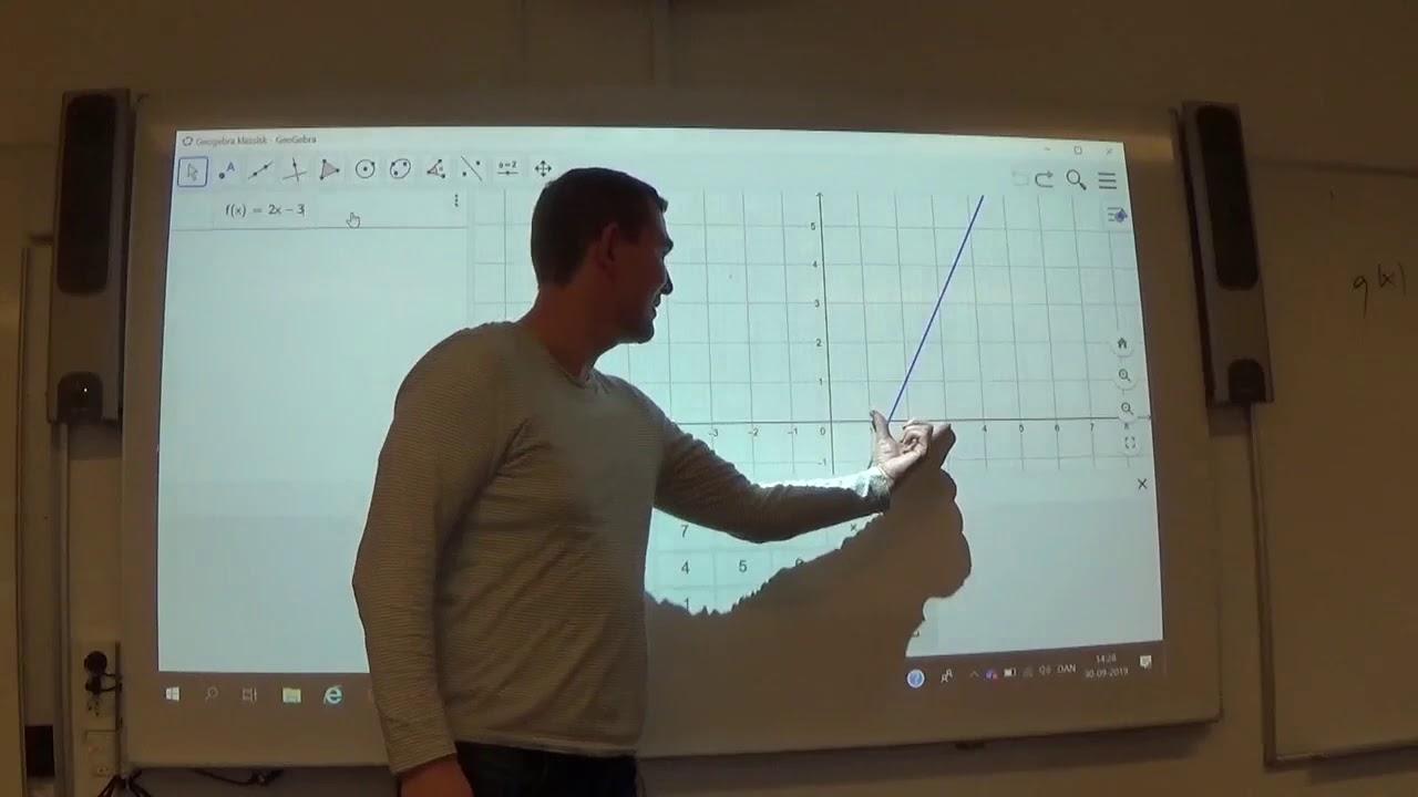 Mat B 3.6b Geogebra Afgrænset graf