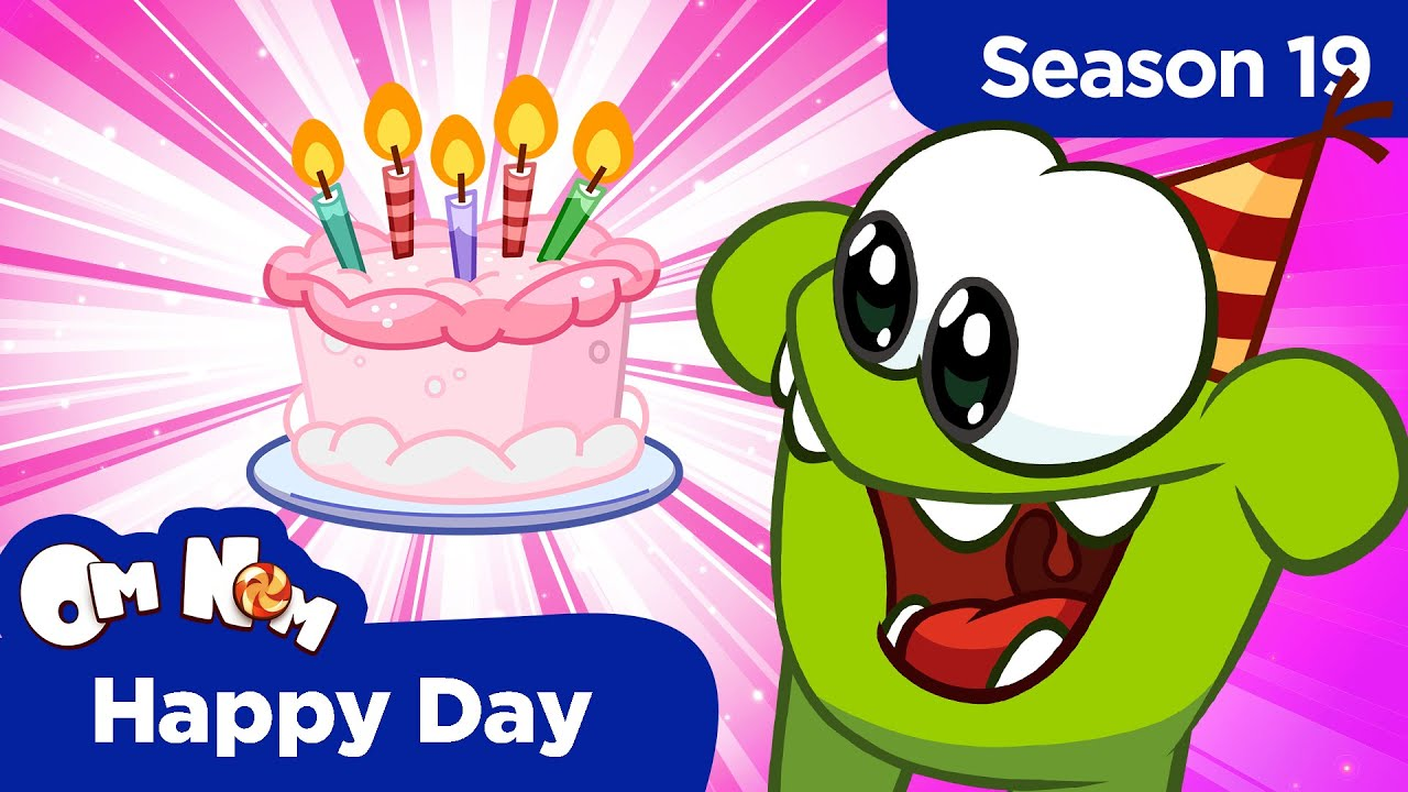 Download Om Nom Stories: Om Nom Cafe - Happy Day (Season 19)