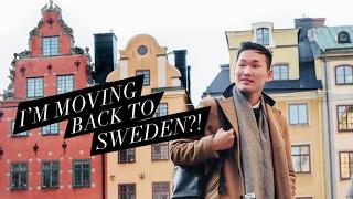 I'M MOVING BACK TO SWEDEN?!